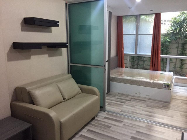For rent 7500 condo The Cube Ramkhamhaeng (Free Car parking)