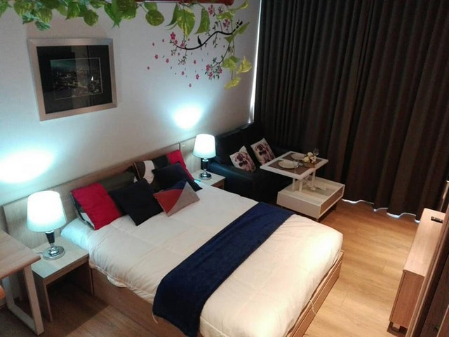 Park 24 convenient beautiful view 10th floor cozy BTS Phrom Phong